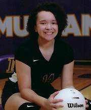 Alliance Volleyball Club 2020:   Kassidi Cargile
