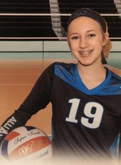 Alliance Volleyball Club 2020:   Veronica Christianson