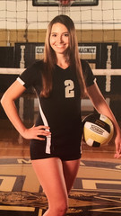 Alliance Volleyball Club 2020:   Chloe Marson