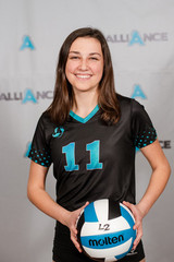 Alliance Volleyball Club 2020:   Kendall Arnold