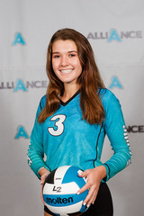 Alliance Volleyball Club 2020:   Libby McConnell (Libby)