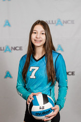 Alliance Volleyball Club 2020:   Anza Sellers (Anza)
