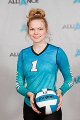 Alliance Volleyball Club 2020:   Lily Gray