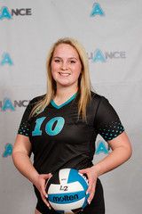 Alliance Volleyball Club 2020:   Lynnlee Page