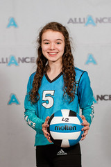 Alliance Volleyball Club 2020:   Grace Young