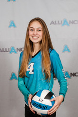 Alliance Volleyball Club 2020:   Shelby Snider