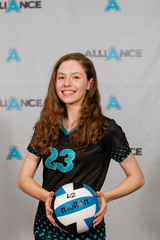Alliance Volleyball Club 2020:   Laura Crispell