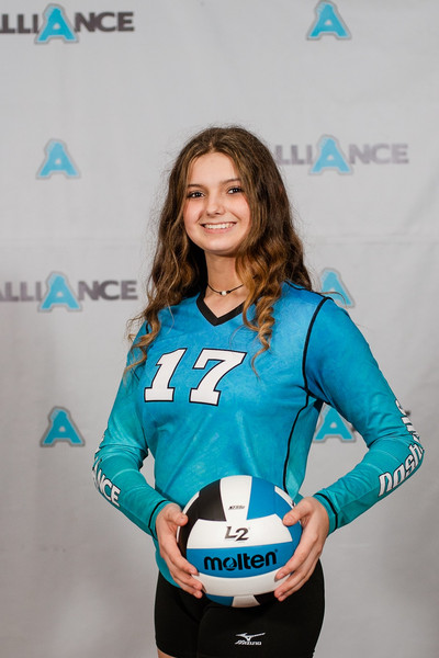 Alliance Volleyball Club 2020:  Sophia Steinke