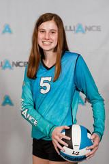 Alliance Volleyball Club 2020:   Megan Cain