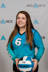 Alliance Volleyball Club 2020:   Sarah Couzzo (Sarah)