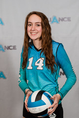 Alliance Volleyball Club 2020:   Rylee Kibbe