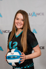 Alliance Volleyball Club 2020:   Mary Grace Lovell